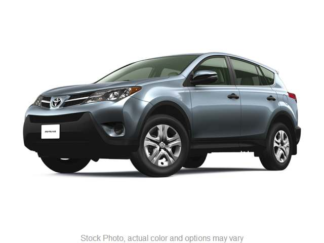 Used 2015  Toyota RAV4 4d SUV AWD Limited at Bobb Suzuki near Columbus, OH