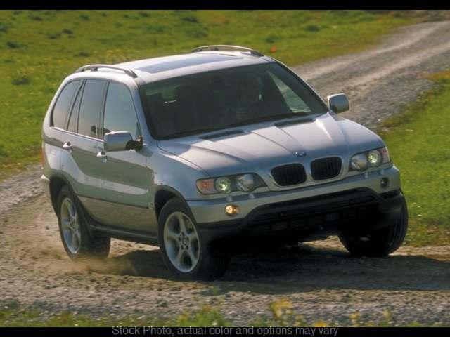Used 2001  BMW X5 4d SAV 4.4L at VA Cars of Tri-Cities near Hopewell, VA