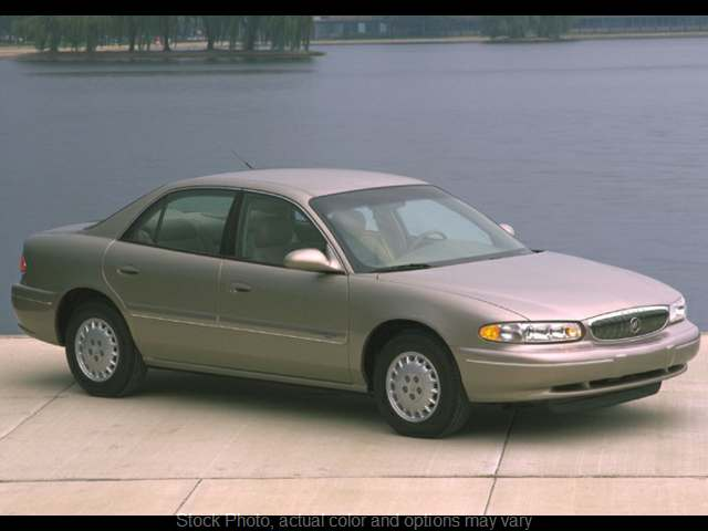 2001 Buick Century 4d Sedan Custom at The Gilstrap Family Dealerships near Easley, SC