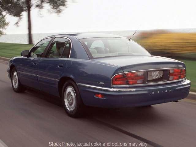 Used 2001  Buick Park Avenue 4d Sedan at Frank Leta Automotive Outlet near Bridgeton, MO
