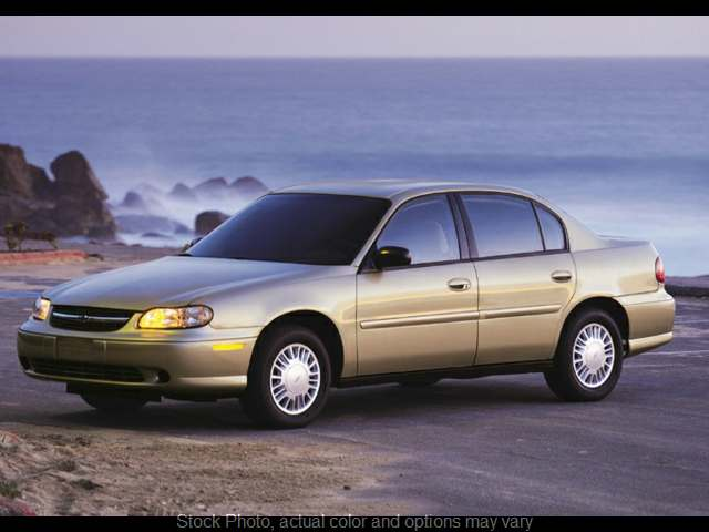 2001 Chevrolet Malibu 4d Sedan at Good Wheels near Ellwood City, PA