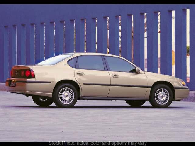 Used 2001  Chevrolet Impala 4d Sedan at VA Cars Inc. near Richmond, VA