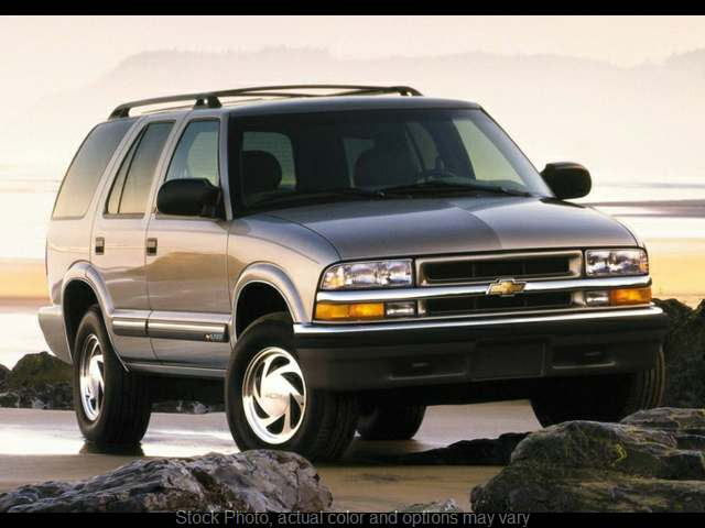 2001 Chevrolet Blazer 4d SUV 4WD LS at Good Wheels near Ellwood City, PA