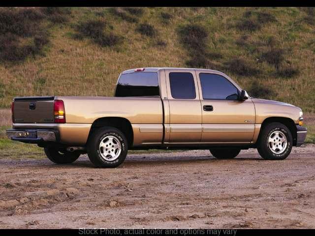 Used 2001  Chevrolet Silverado 1500 4WD Ext Cab at Good Wheels near Ellwood City, PA