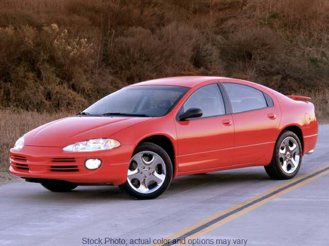Used 2001  Dodge Intrepid 4d Sedan SE at Mike Burkart Ford near Plymouth, WI