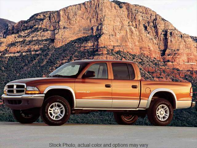 Used 2001  Dodge Dakota 2WD Quad Cab SLT at Springfield Select Autos near Springfield, IL
