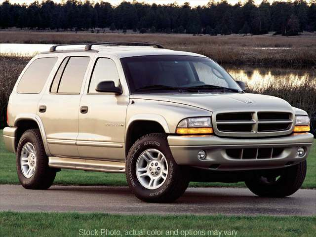 Used 2002 Dodge Durango 4d SUV 2WD SLT at Ted Ciano Car Truck and SUV Center near Pensacola, Florida
