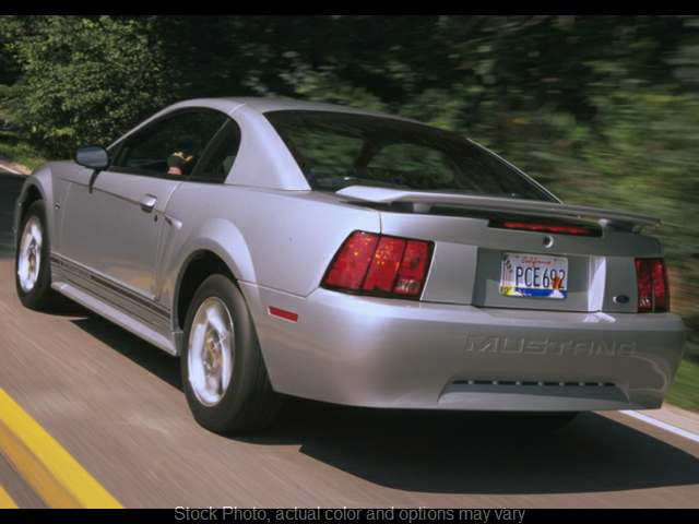 Used 2001  Ford Mustang 2d Coupe at Edd Kirby's Adventure near Dalton, GA