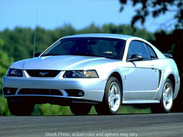 Used 2002  Ford Mustang 2d Coupe Deluxe at Edd Kirby's Adventure near Dalton, GA