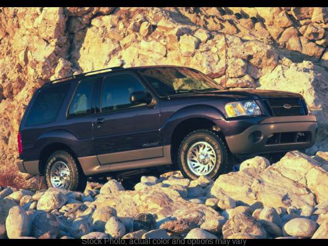 Used 2001  Ford Explorer 2d SUV 4WD Sport at Royal Car Center near Philadelphia, PA