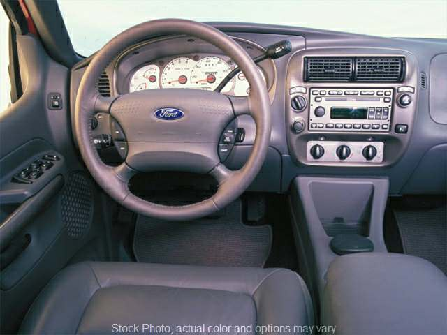 Used 2001  Ford Explorer Sport Trac 4d SUV 4WD at Mike Burkart Ford near Plymouth, WI