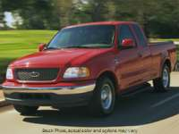 Used 2002  Ford F150 4WD Supercab King Ranch at Springfield Select Autos near Springfield, IL