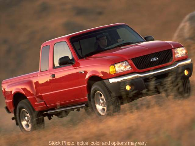 Used 2002  Ford Ranger 2WD Supercab XLT 4dr at Royal Family Motors near North Canton, OH