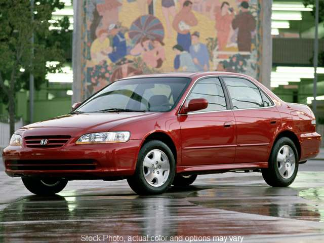 Used 2001  Honda Accord Sedan 4d EX ULEV at Good Wheels near Ellwood City, PA