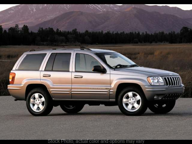 Used 2001 Jeep Grand Cherokee 4d SUV 4WD Laredo at Car Country near Aurora, IN