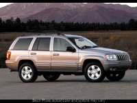 Used 2001  Jeep Grand Cherokee 4d SUV 4WD Laredo at Bobb Suzuki near Columbus, OH