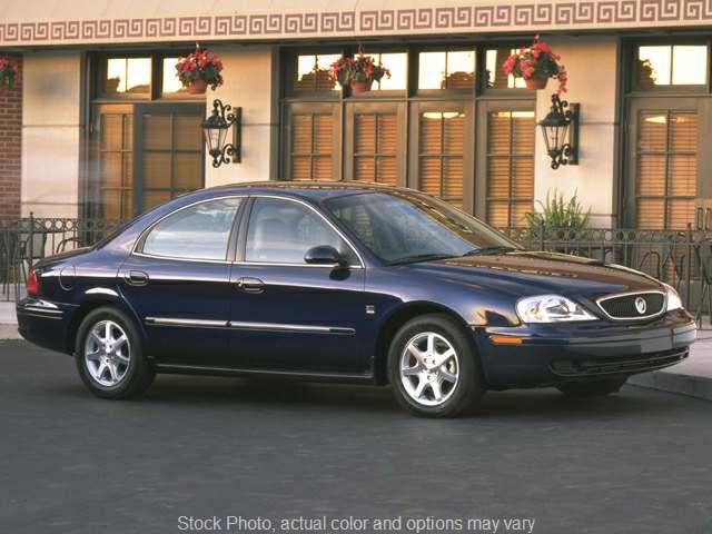 2001 Mercury Sable 4d Sedan LS at Springfield Select Autos near Springfield, IL