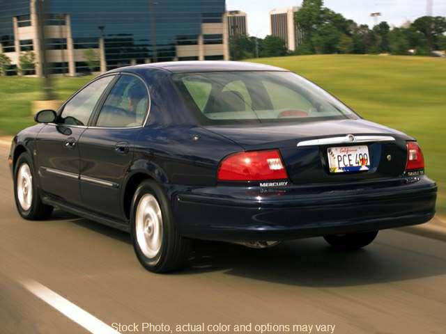 Used 2001  Mercury Sable 4d Sedan LS at Springfield Select Autos near Springfield, IL
