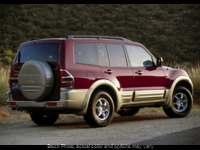Used 2001  Mitsubishi Montero 4d SUV Limited at Edd Kirby's Adventure near Dalton, GA
