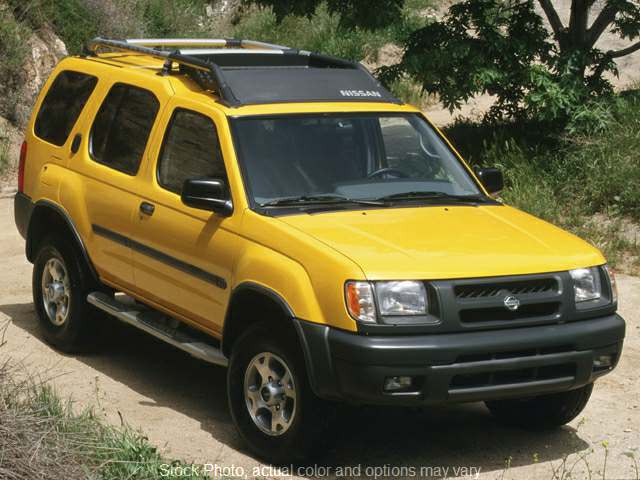 Used 2001  Nissan Xterra 4d SUV RWD SE at Edd Kirby's Adventure near Dalton, GA