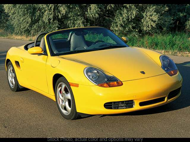 2001 Porsche Boxster 2d Convertible S 6spd at Edd Kirby's Adventure near Dalton, GA