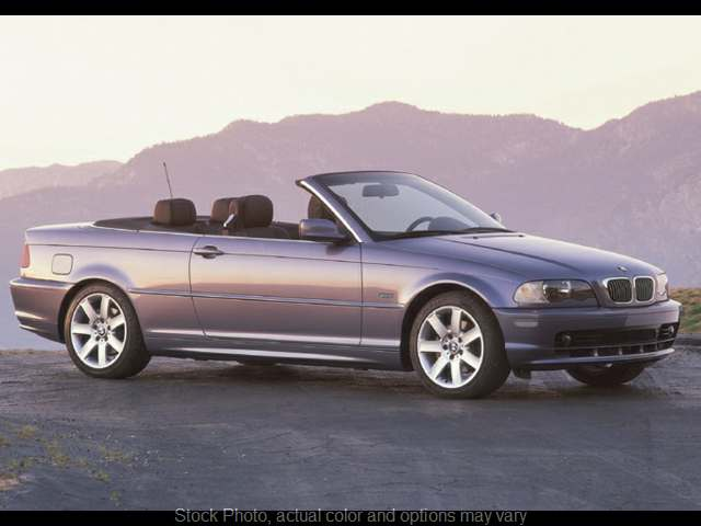 Used 2002 BMW 3 Series 2d Convertible 325Cic at Port Motors near West Palm Beach, FL