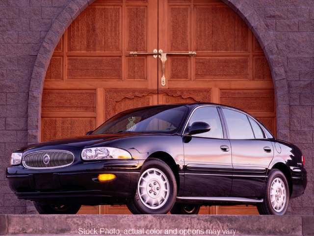 Used 2002  Buick LeSabre 4d Sedan Custom at Good Wheels near Ellwood City, PA