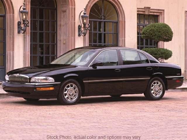 Used 2002  Buick Park Avenue 4d Sedan at The Gilstrap Family Dealerships near Easley, SC
