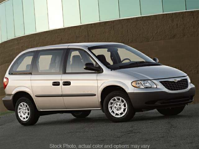 Used 2002 Chrysler Voyager 4d Wagon at Good Wheels near Ellwood City, PA