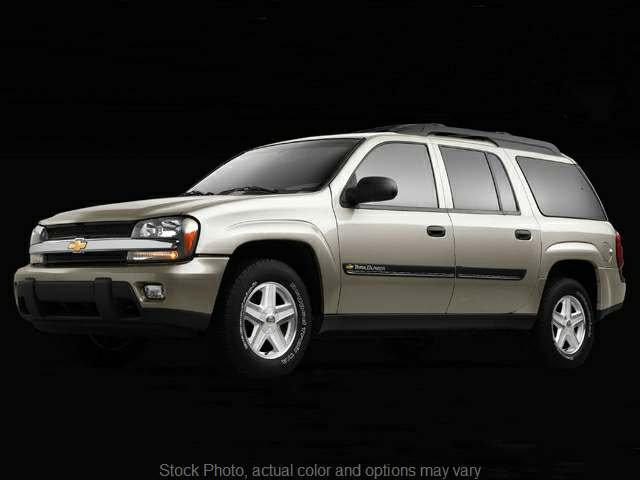 Used 2002  Chevrolet Trailblazer EXT 4d SUV 4WD LT at Frank Leta Automotive Outlet near Bridgeton, MO