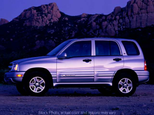 Used 2002  Chevrolet Tracker 4d SUV 4WD LT at Bill Fitts Auto Sales near Little Rock, AR