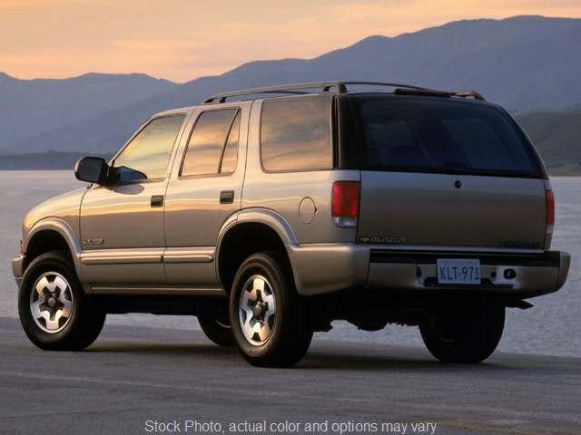 Used 2002  Chevrolet Blazer 4d SUV RWD LS at Car Country near Aurora, IN