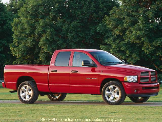 Used 2002 Dodge Ram 1500 4WD Quad Cab SLT at Estle Auto Mart near Paulding, OH