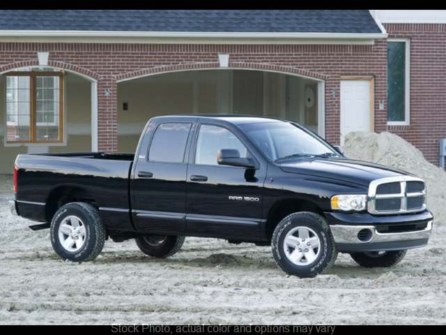 2003 Dodge Ram 1500 4WD Quad Cab ST Longbed at Ramsey Motor Company - North Lot near Harrison, AR