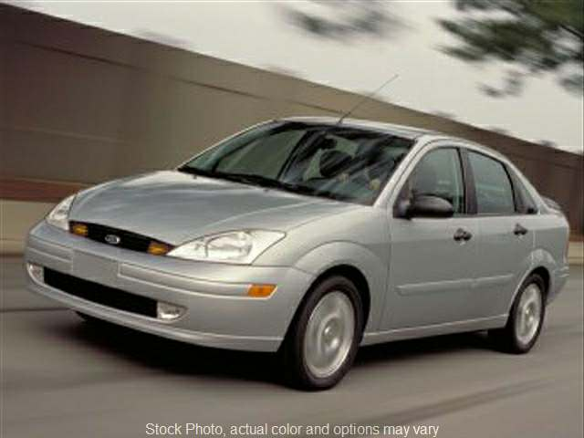 2003 Ford Focus 4d Sedan SE at Good Wheels near Ellwood City, PA