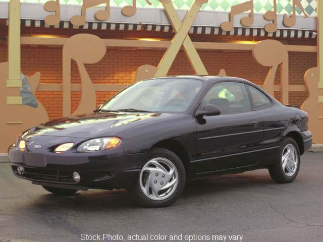 Used 2002  Ford Escort 2d Coupe ZX2 at VA Cars West Broad, Inc. near Henrico, VA
