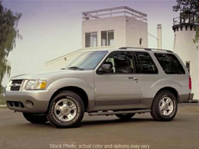 2002 Ford Explorer Sport Trac 4d SUV 2WD at Edd Kirby's Adventure near Dalton, GA