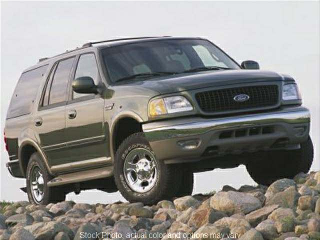 Used 2002 Ford Expedition 4d SUV 2WD XLT at MSA Sales II, Inc. near Salem, IL