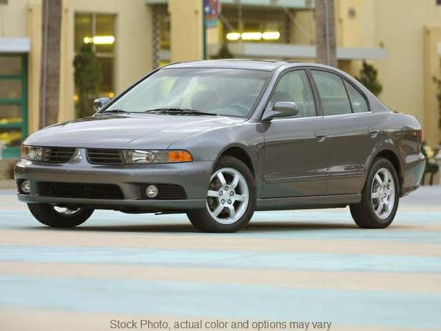 Used 2002  Mitsubishi Galant 4d Sedan ES at Tacoma Car Credit near Tacoma, WA