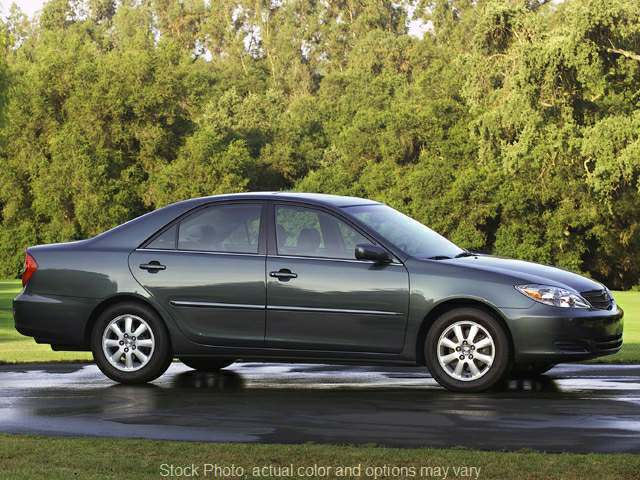 Used 2002  Toyota Camry 4d Sedan XLE V6 at VA Cars Inc. near Richmond, VA