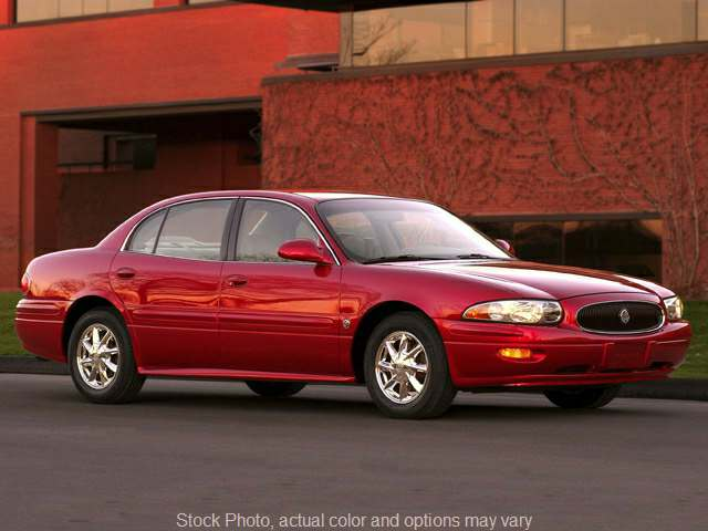 2005 Buick LeSabre 4d Sedan Custom at Action Auto Group near Oxford, MS
