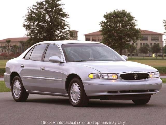 2003 Buick Century 4d Sedan Custom at The Gilstrap Family Dealerships near Easley, SC