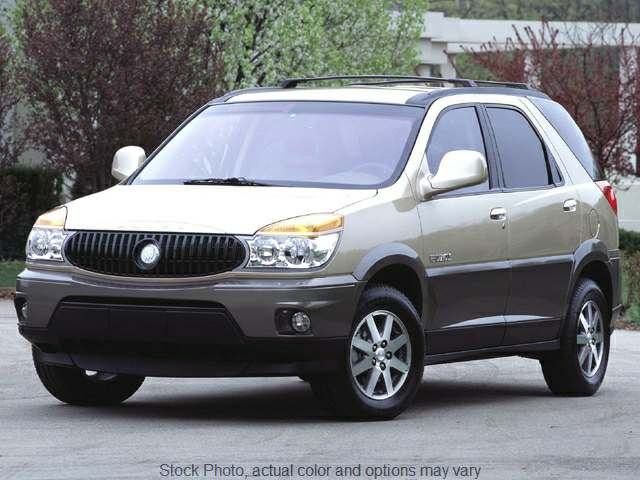 2004 Buick Rendezvous 4d SUV FWD CX at Good Wheels near Ellwood City, PA