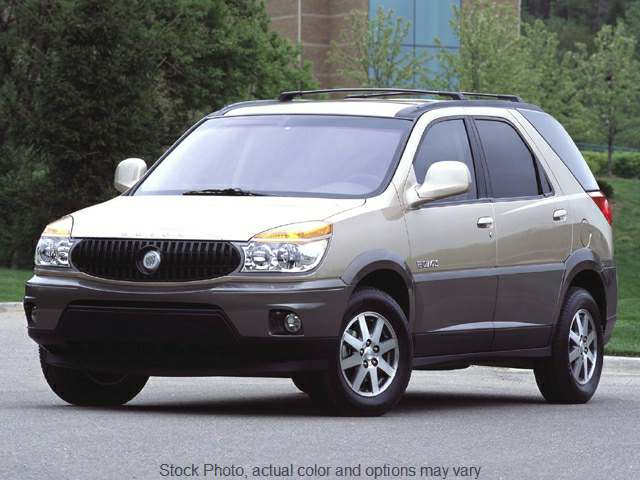 Used 2004  Buick Rendezvous 4d SUV FWD CX at Good Wheels near Ellwood City, PA