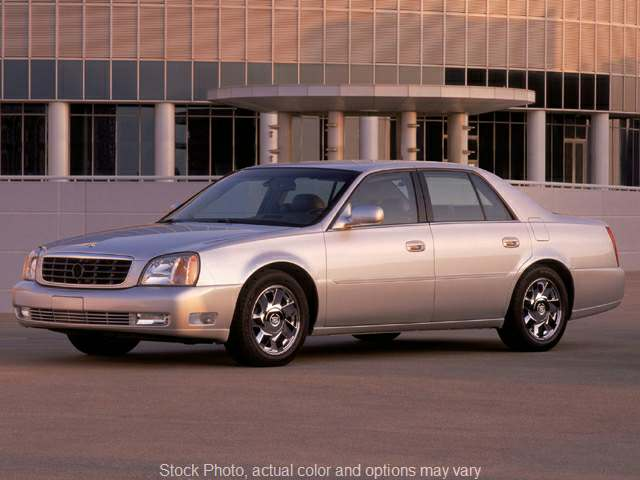 Used 2004  Cadillac Deville 4d Sedan at Bedford Auto Giant near Bedford, OH
