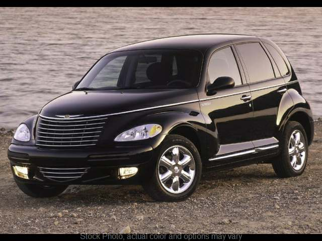 2004 Chrysler PT Cruiser 4d Wagon Touring at Graham Auto Group near Mansfield, OH