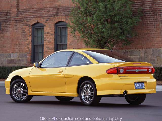 Used 2005  Chevrolet Cavalier 2d Coupe at Good Wheels near Ellwood City, PA
