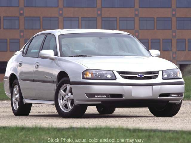 Used 2003  Chevrolet Impala 4d Sedan at Graham Auto Group near Mansfield, OH