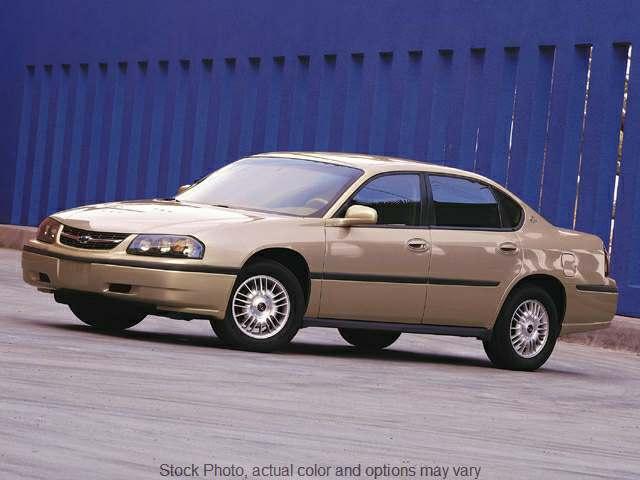 Used 2003  Chevrolet Impala 4d Sedan at Ted Ciano's Used Cars and Trucks near Pensacola, FL