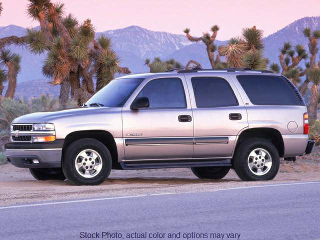 2003 Chevrolet Tahoe 4d SUV RWD LS at Good Wheels near Ellwood City, PA